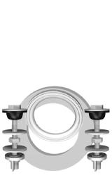 Raparatursets Stand-WC