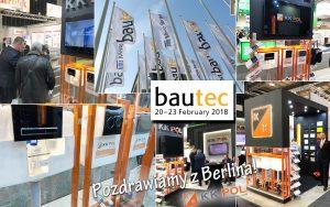 KK-POL na targach Bautec 2018