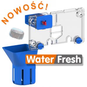 Dozownik kostek do stelaży podtynkowych WC Water Fresh