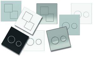 Płytki przycisków P01 P02